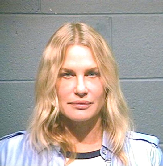 Daryl Hannah-Top Celebrity Mug Shots