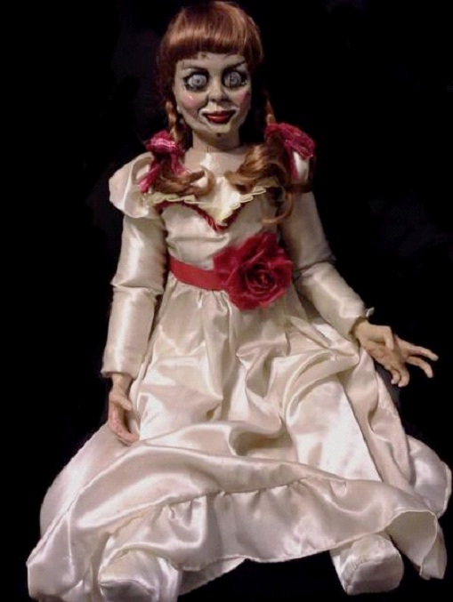 Annabelle Doll - The Conjuring-Most Scary Demon Toys In Movies