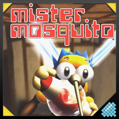 Mister Mosquito-Strangest Japanese Video Games Ever