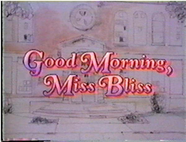 Good morning Miss Bliss-Disney Shows That We Wish Would Come Back.