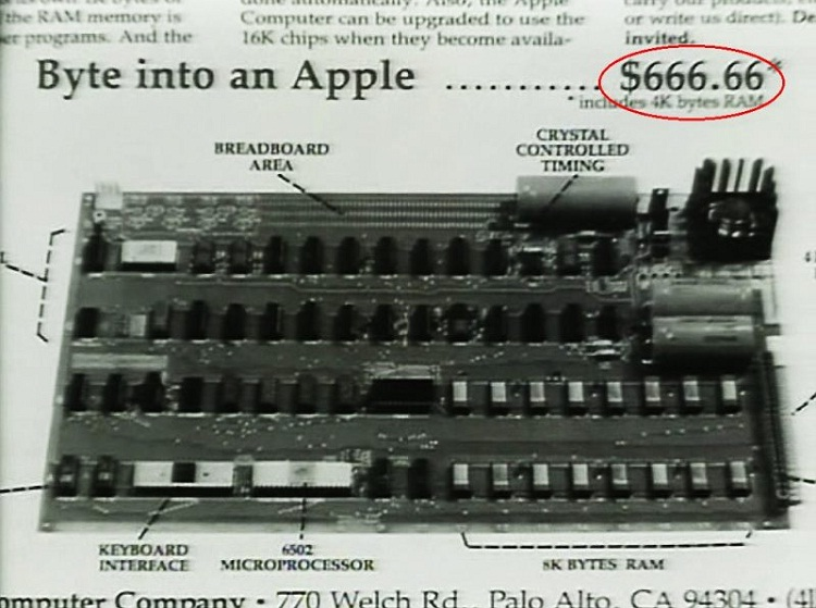 Satanic prices-Mind Blowing Secrets About Apple That You Don't Know