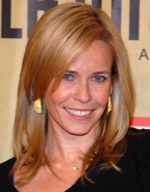 Chelsea Handler-Celebs Who Had Abortion