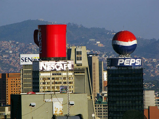 Big and bold-Creative Ads On Buildings