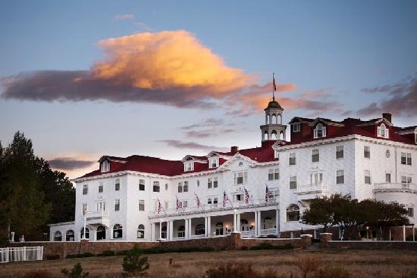 Stanley Hotel, Estes Park, CO-Most Haunted Places In USA