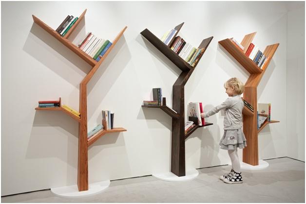 Tree Bookshelf-Coolest Bookshelves
