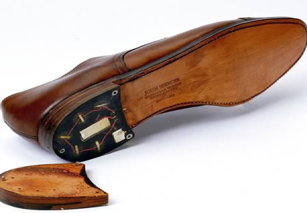 Spy Shoes-Coolest Spy Gadgets You Can Buy