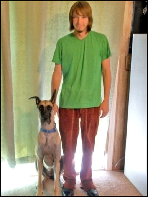Shaggy And Scooby-24 Best Scooby Doo Cosplays Ever