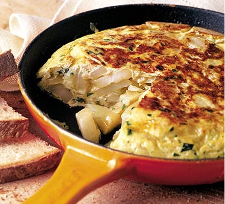 Omelette-Various Ways To Cook Eggs