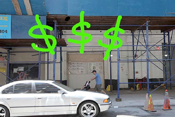 Manhattan parking spot- $1million-Most Expensive Things In The World