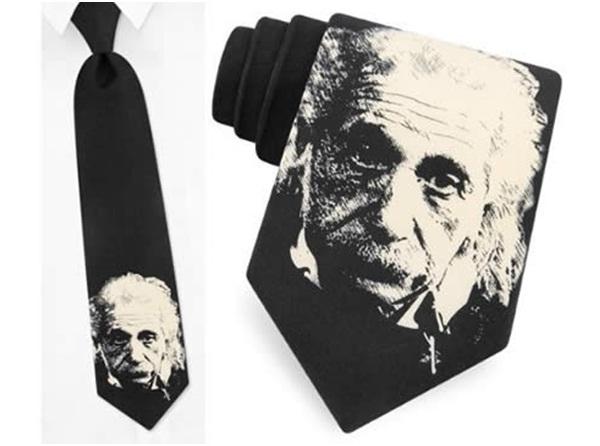 Einstein-Geekiest Ties