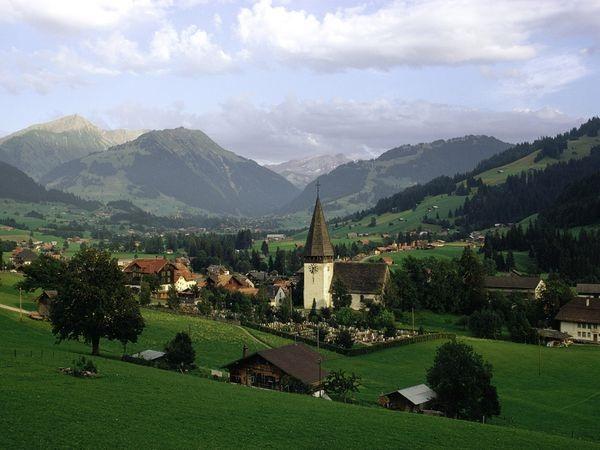 Switzerland-Neatest Countries In The World
