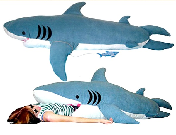 Shark Attack-Weirdest Sleeping Bags