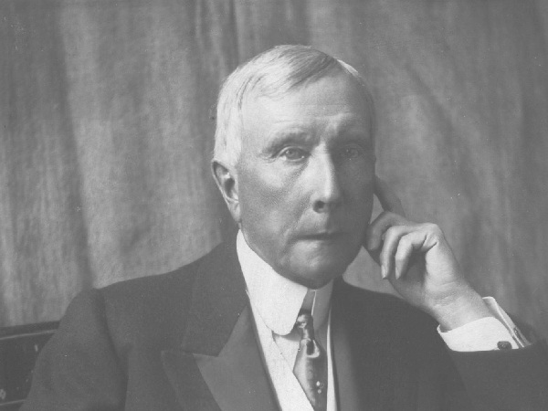 John D. Rockefeller-People Who Went From Rags To Riches