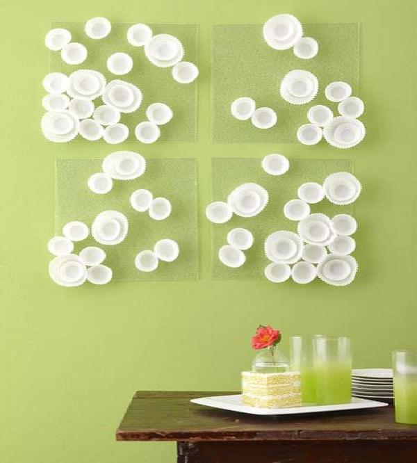 Paper cases-Creative DIY Wall Decor