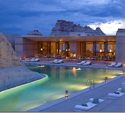 Amangiri - Utah-Best Vacation Destinations For Couples