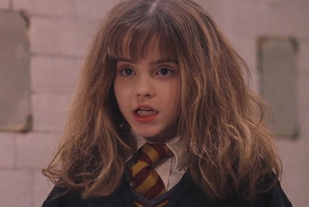 Sorcerer's Stone-Emma Watson Growing Up Timeline
