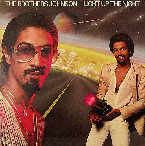 The Brothers Johnson-12 Most Painfully Awkward Album Covers In The History Of Music