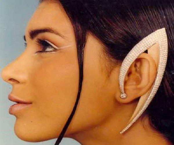 Star Trek?-Weirdest Earrings Ever