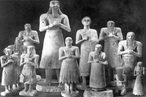 A birth of civilization in ancient Sumer-Important Events In World History