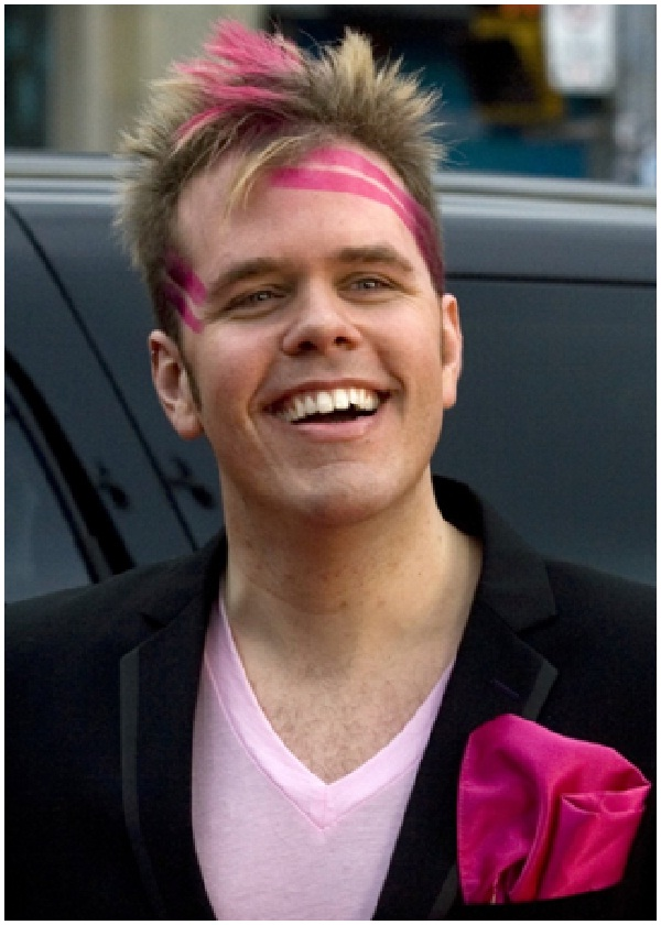 Perez Hilton-Celebrities Who Are Twitter Addicts