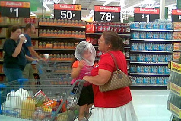 S.O.S-Strangest People Of Walmart
