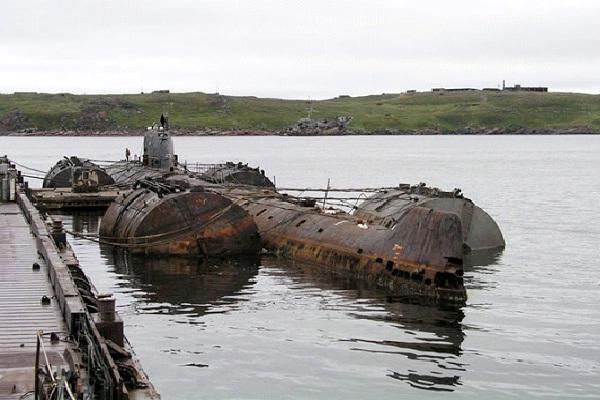 Abandoned Submarine Base - Ukraine-Amazing Abandoned Mega Structures