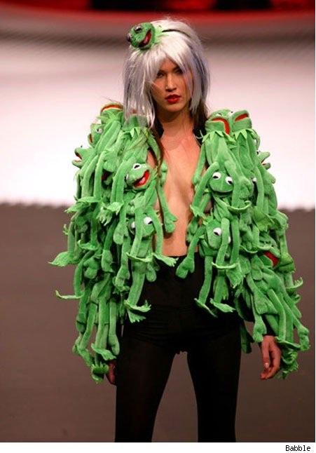 Kermits?-Most Insane Dresses Ever