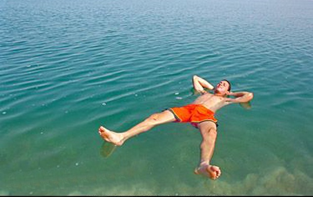 dead Sea-Most Amazing Lakes On Earth