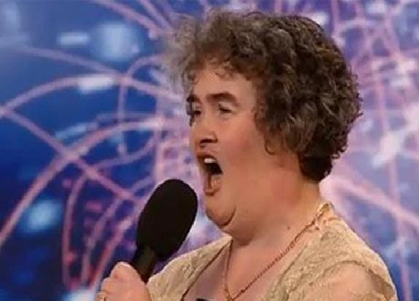 Susan Boyle-Most Viral Videos Of All Time
