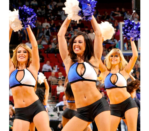 Orlando Magic Dancers-Hottest Cheerleader Squads