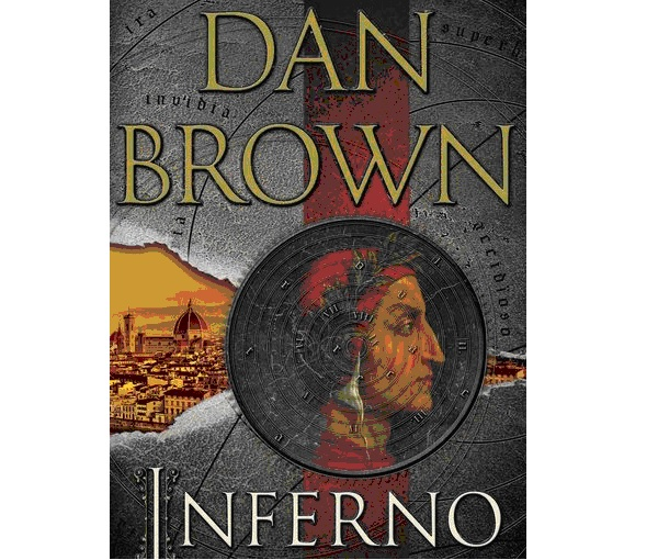 Inferno-Best Selling Books Of 2013