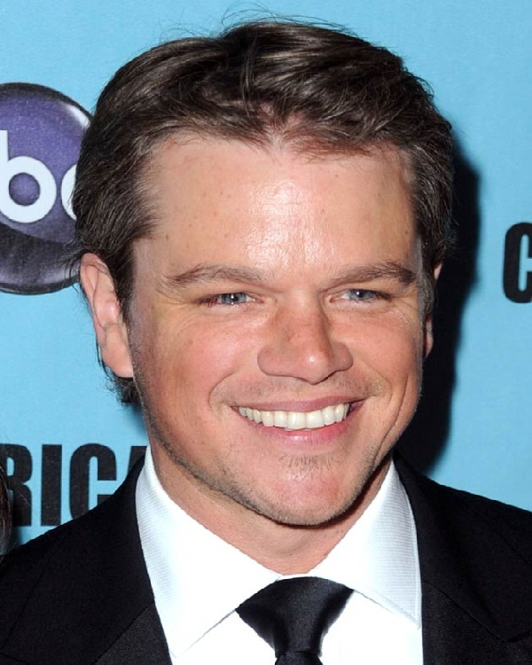 Matt Damon-Wealthiest Actors In Hollywood
