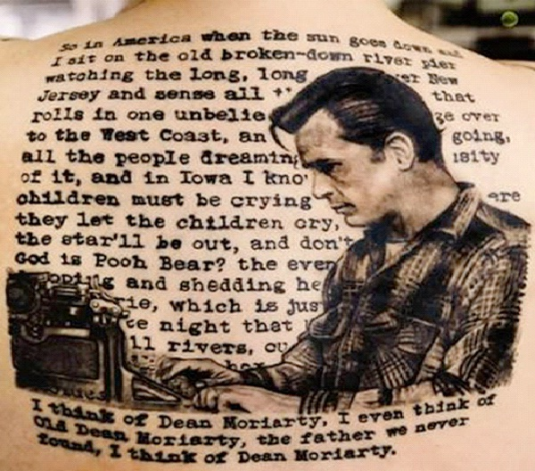 Writer-Longest Tattoos