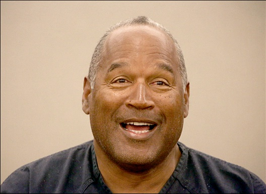 O.J. Simpson-12 Celebrities Who Have Committed Murder