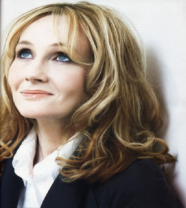 JK Rowling-Richest Authors In The World
