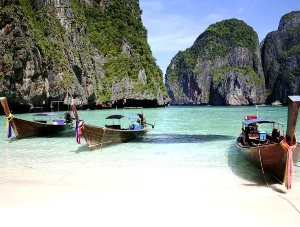 Thailand-Best Honeymoon Destinations