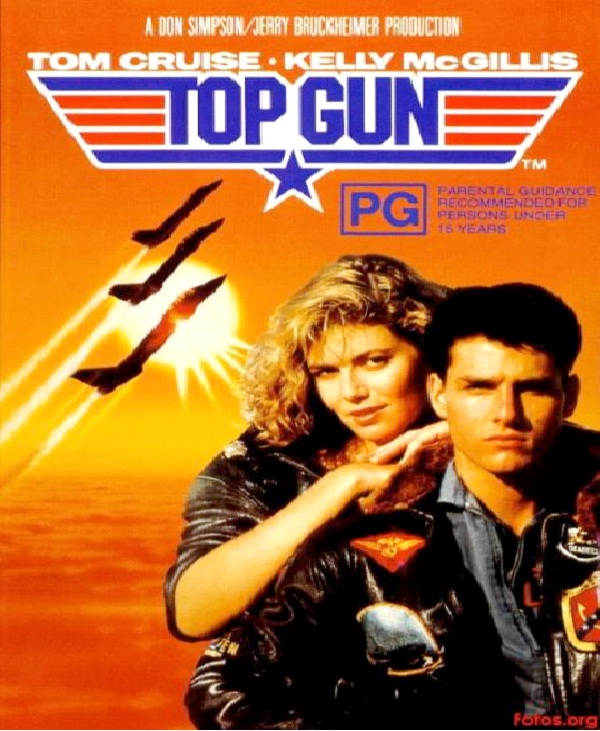 Top Gun-Best Action Movies Of All Time