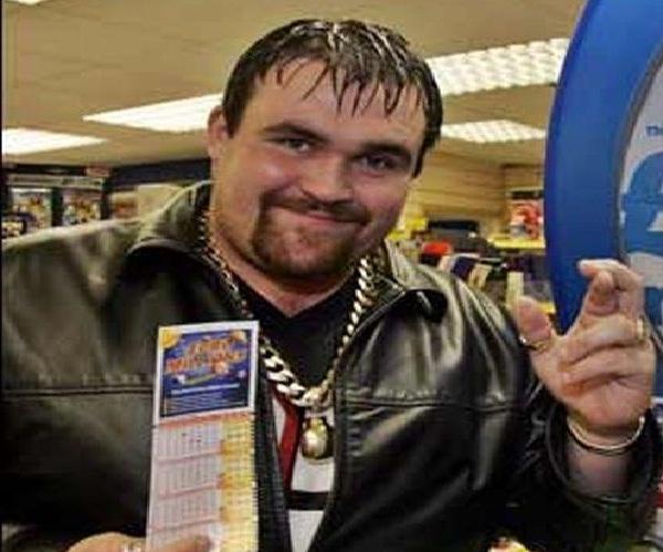 Michael Carroll-Stupid Lottery Winners Who Lost It All