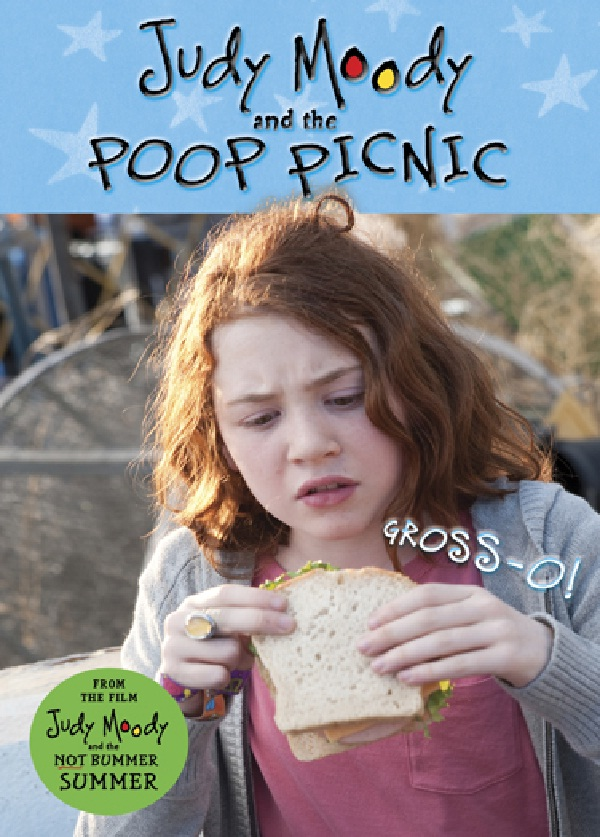 Judy Moody and the Poop Picnic-Most Bizarre Children's Books