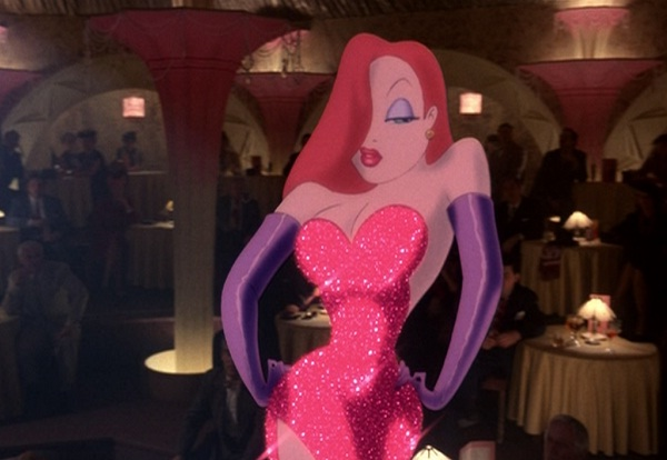 Jessica Rabbit-Hottest Female Cartoon Characters Ever