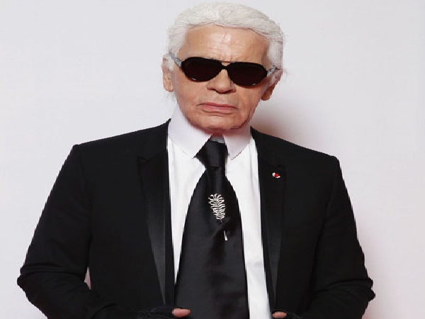 Karl Lagerfeld-Best Fashion Designers In The World