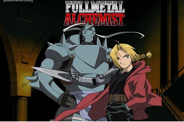 Fullmetal Alchemist-Popular Anime Series