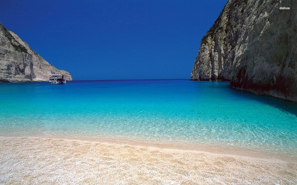 Greece, Ionian Sea, the Aegean Sea, and the Mediterranean Sea.-Most Beautiful Beaches In The World