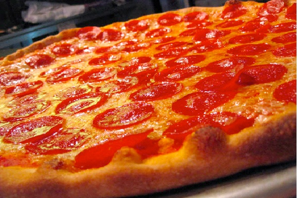 Pepperoni-Most Favorite Pizza Toppings