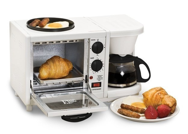 Everything you need together-Inventions That Make Breakfast Fun