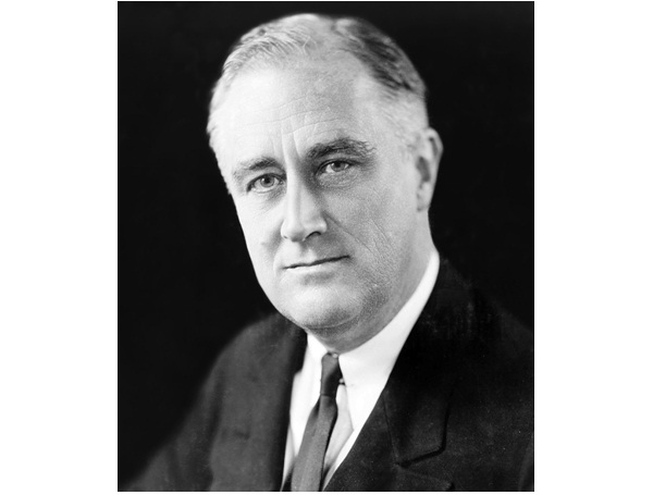 FDR- Fear-Best Presidential Quotes