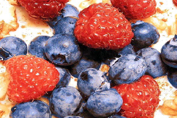 Berries-Fat Burning Foods