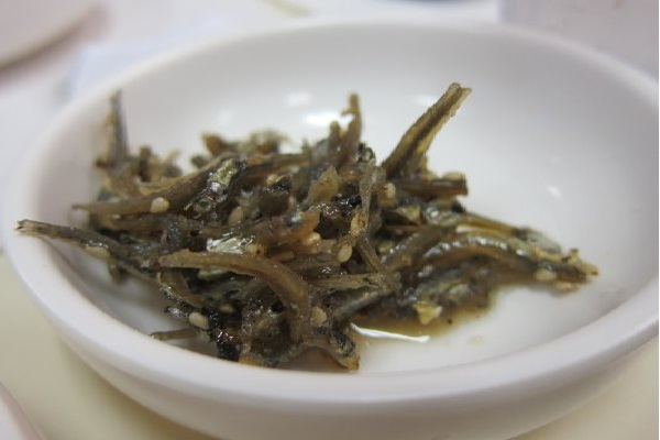 Stir fried anchovies-Korean Foods You Should Try
