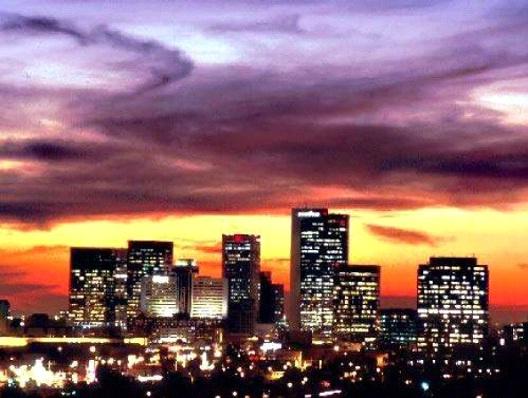 Phoenix-Best Cities For Single Women To Live