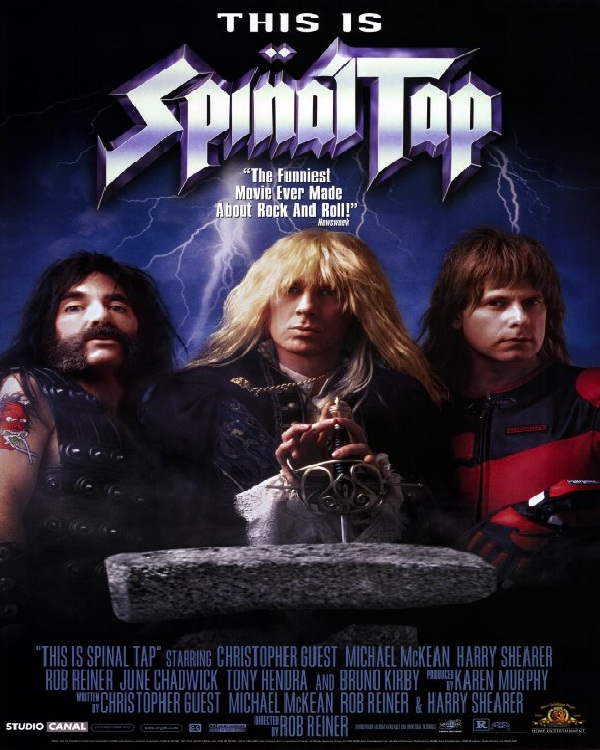 This is Spinal Tap-Best Comedy Movies Of All Time